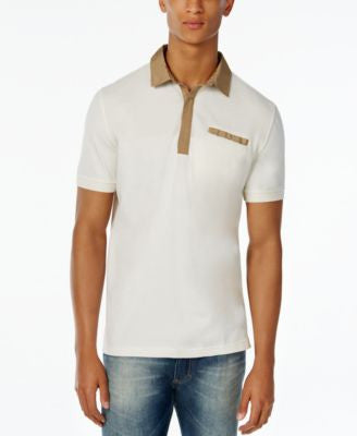 Sean John Men's Textured Polo