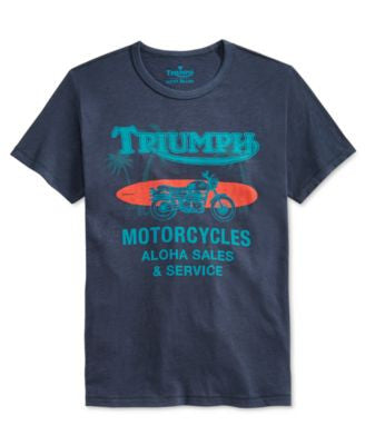 Lucky Brand Men's Triumph Aloha Graphic T-Shirt