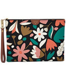 Fossil Printed Wristlet