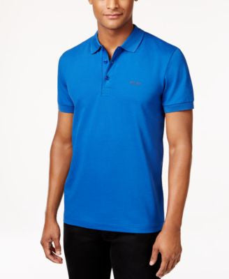 Hugo Boss Green Men's M-Paule Stretch Polo