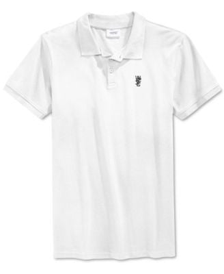 WeSC Men's Antarctic Short Sleeve Polo Shirt