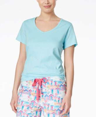 Charter Club Cotton Pajama Top, Only at Vogily