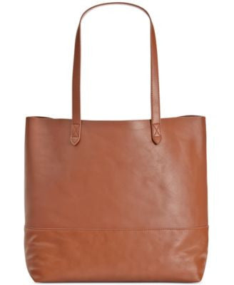 Giani Bernini Large Leather Commuter Tote, Only at Vogily