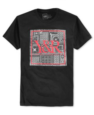 Young & Reckless Men's Paiz in Full Graphic T-Shirt