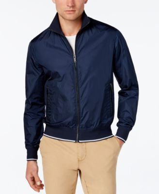Michael Kors Men's Lightweight Bomber Jacket