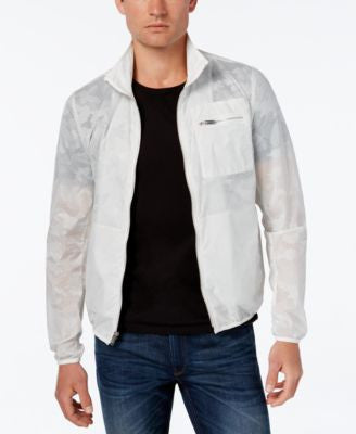Michael Kors Men's Lightweight Ripstop Camo Jacket