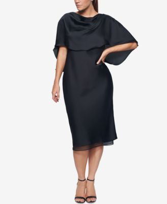 Fame and Partners Overlay Petti Dress