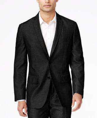 INC International Concepts Men's Traveler Classic-Fit Nanotex Blazer