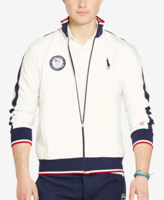 Polo Ralph Lauren Team USA Track Jacket