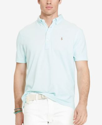 Polo Ralph Lauren Big & Tall Hampton Knit Oxford Shirt