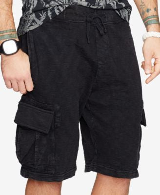 Denim & Supply Ralph Lauren Men's Jersey Cargo Shorts
