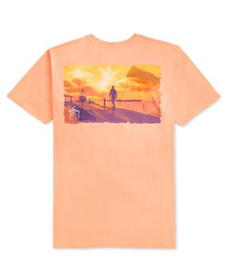Guy Harvey Men's Walk the Plank Graphic-Print T-Shirt