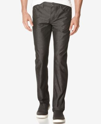 Perry Ellis Men's Texture Jeans
