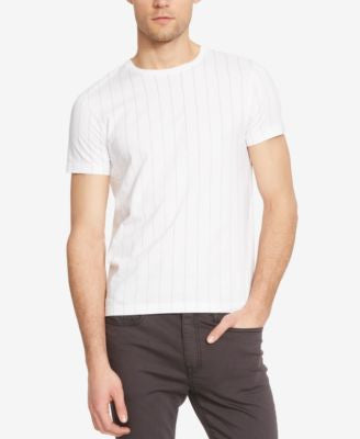 Kenneth Cole New York Men's Vertical-Stripe T-Shirt