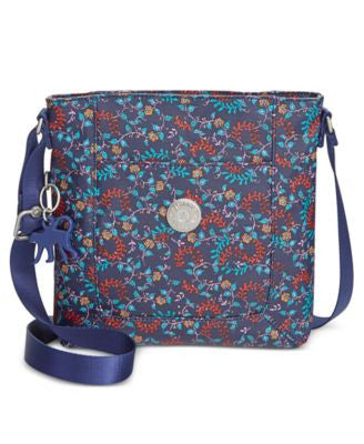 Kipling Linney Coated Canvas Crossbody
