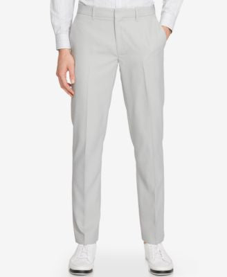 Kenneth Cole Reaction Men's Flat-Front Pants