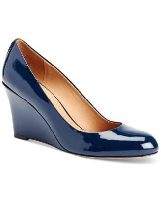 COACH Roni Wedge Pumps