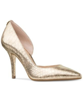 MICHAEL Michael Kors Nathalie High d'Orsay Flex Pumps
