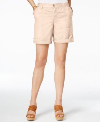 Tommy Hilfiger Relaxed-Fit Cargo Shorts