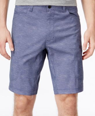 Hawke & Co. Outfitter Men's Flat-Front Stretch Tech Shorts