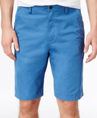 Hawke & Co. Outfitter Men's Flat-Front Stretch Shorts
