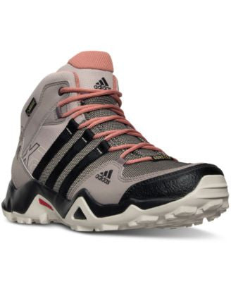 adidas Women's AX2 Mid GTX Outdoor Sneakers from Finish Line
