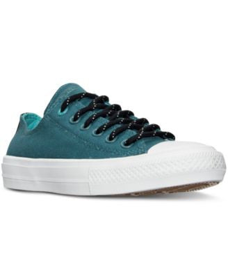 Converse Women's Chuck Taylor All Star II Ox Casual Sneakers from Finish Line