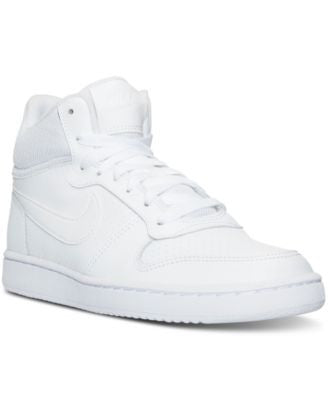Nike Women's Recreation Mid-Top Casual Sneakers from Finish Line