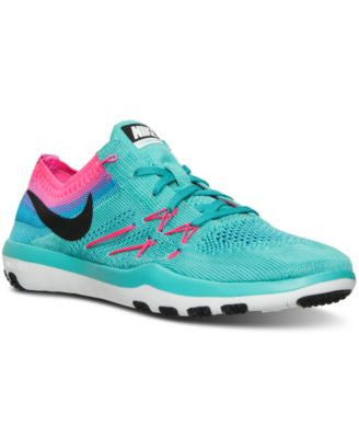 Nike Women's Free Focus Flyknit Training Sneakers from Finish Line