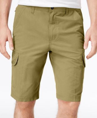 Hawke & Co. Outfitter Men's Ripstop Stretch Cargo Shorts