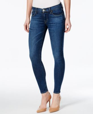 Hudson Jeans Krista Dream On Wash Skinny Ankle Jeans