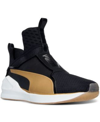 Puma Women's Fierce Gold Casual Sneakers from Finish Line