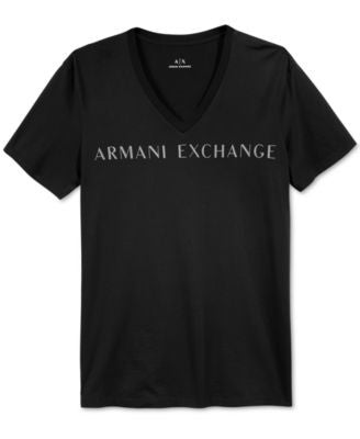 Armani Exchange Men's Corporate Exchange T-Shirt