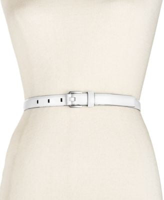 Calvin Klein Feather Edge Stitch Belt