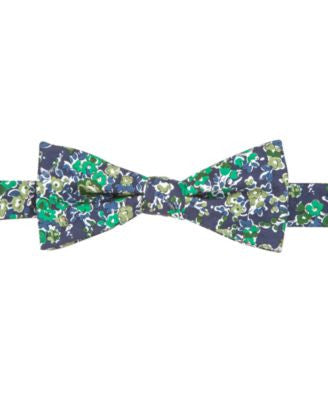 Ryan Seacrest Distinction Men's West Coast Floral Pre-Tied Bow Tie, Only at Vogily