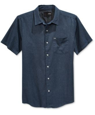 Hurley Men's One and Only Short-Sleeve Shirt