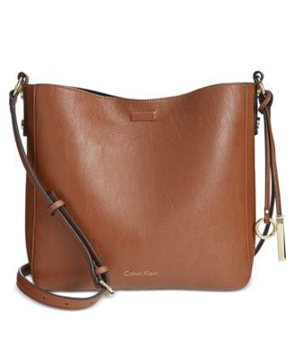 Calvin Klein Reversible Bag-­in­-Bag Messenger Crossbody