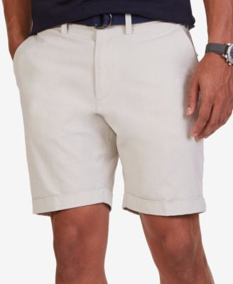 Nautica Men's Modern-Fit Oxford Shorts