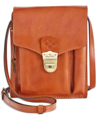 Patricia Nash Montoro Removable Strap Crossbody Organizer