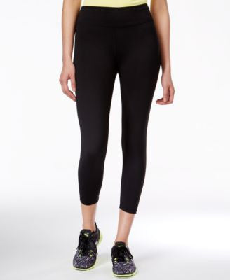 Jessica Simpson The Warm Up Juniors' Cropped Active Leggings, Only at Vogily