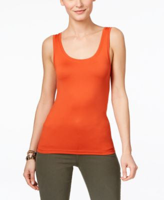Karen Kane Scoop-Neck Tank Top
