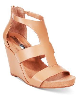 INC International Concepts Women's Lilibeth Wedge Sandals, Only at Vogily