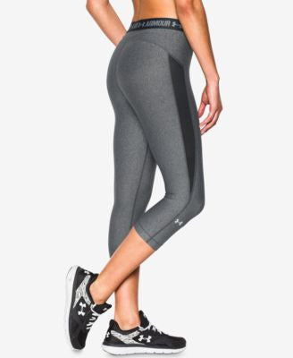Under Armour CoolSwitch HeatGear® Capri Leggings