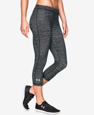 Under Armour Favorite Printed Capri Leggings