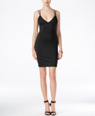 GUESS Anisha Strappy Bodycon Dress