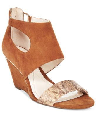Alfani Women's Giah Wedge Sandals, Only at Vogily