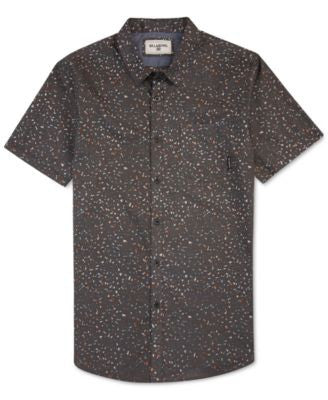 Billabong Men's Metric Button-Front Shirt