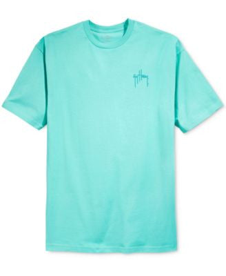 Guy Harvey Men's Tagged Graphic T-Shirt