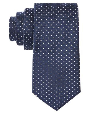 Hugo By Hugo Boss Men's Dot Skinny Tie