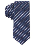 Hugo By Hugo Boss Men's Striped Skinny Tie